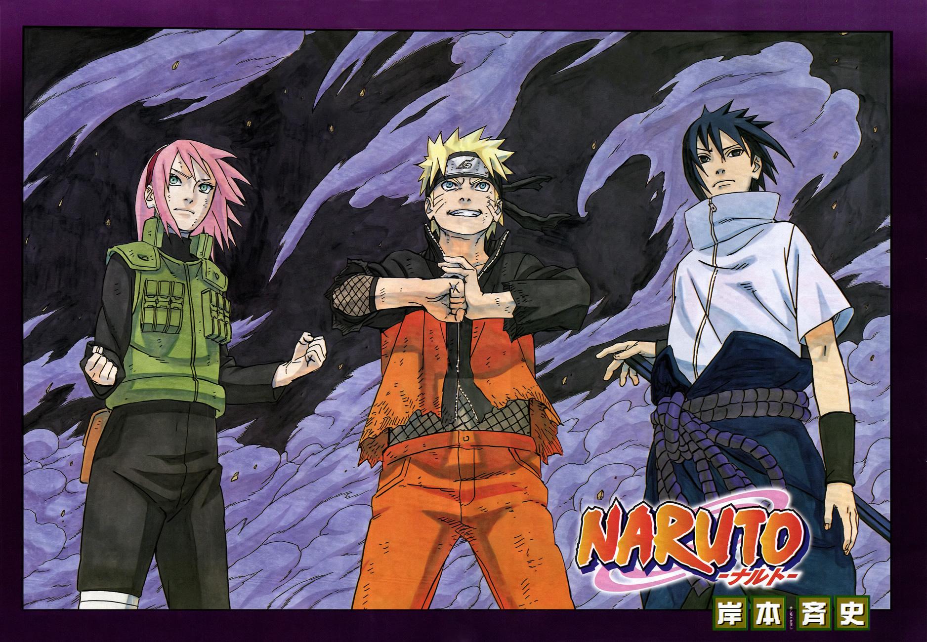 Naruto chap 632 Trang 25 - Mangak.info
