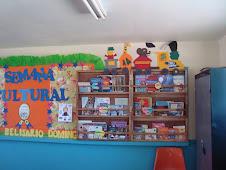 """Biblioteca de Aula  3ro. """"B"""""""