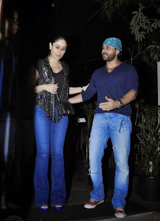 Saif Ali Khan, Kareena Kapoor Khan, Riteish Deshmukh & Genelia Dsouza snapped at Nido (5).jpg
