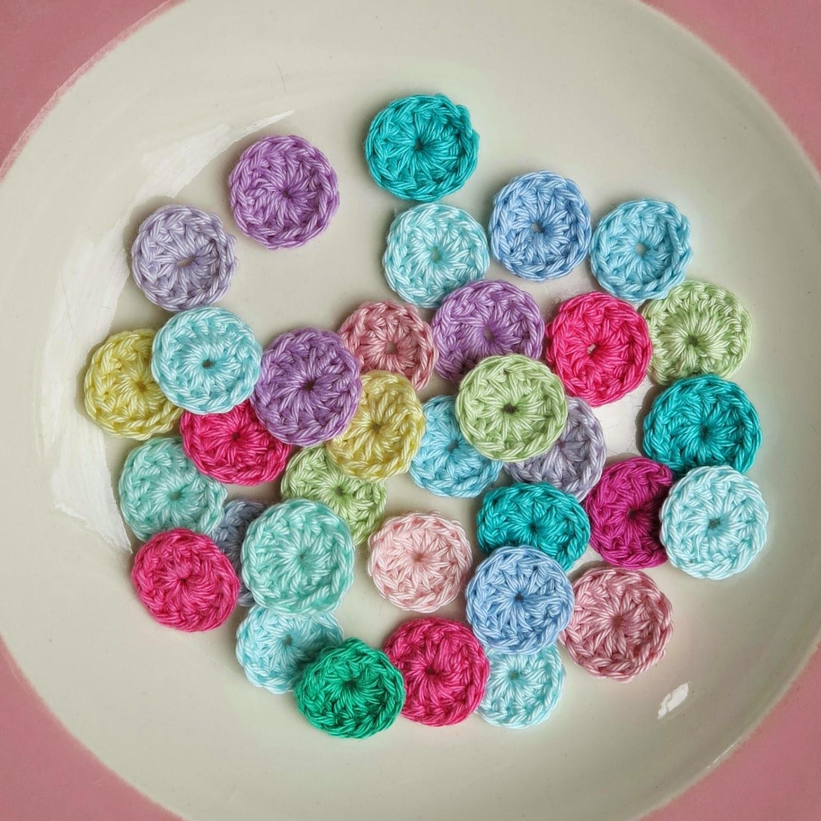 ByHaafner, crochet, confetti