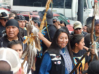 NEW Photos! Apache Stronghold at US Capitol by Sandra Rambler, San Carlos Apache!