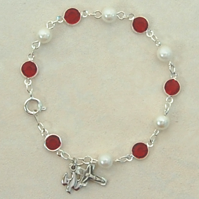 Confirmation bracelets make great gifts for girls