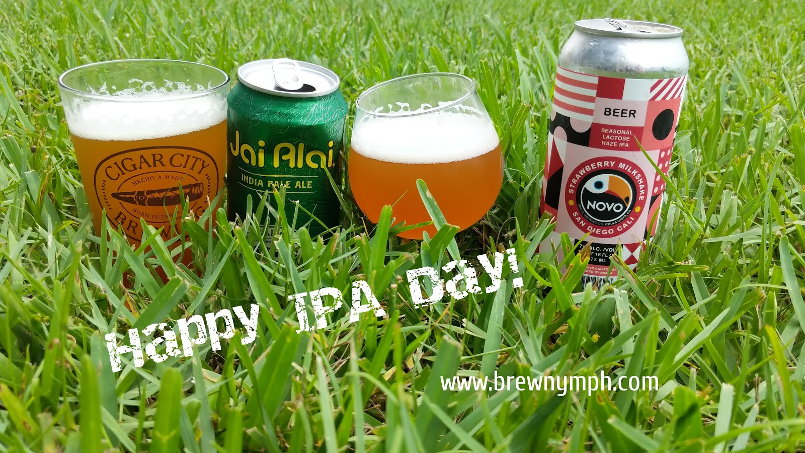 HAPPY IPA DAY! 8/6