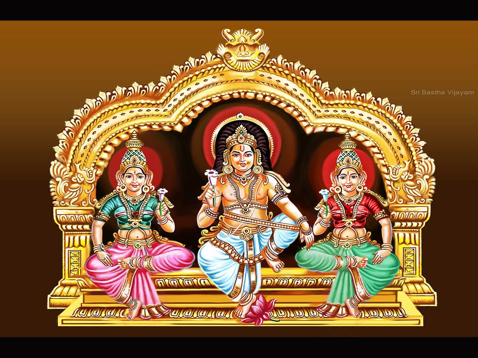 Shri Maha Sastha Vijayam