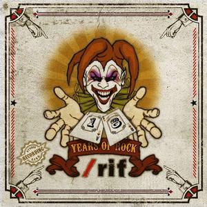 Rif - 18 Years Of Rock (Full Album 2013)