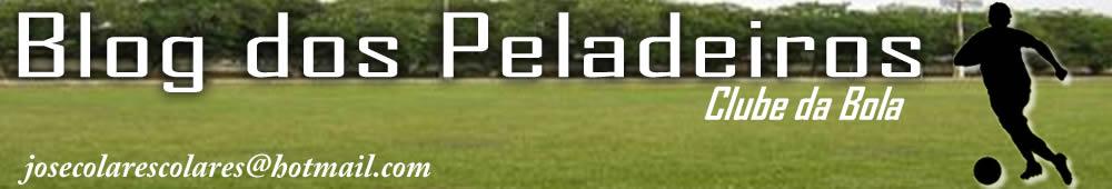 BLOG DOS PELADEIROS/2011- CLUBE DA BOLA