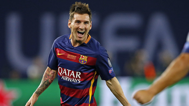 Top 5 Barca Lionel Messi, Supercup Preview, Ter Stegen, Javier Mascherano, Ivan Rakitic