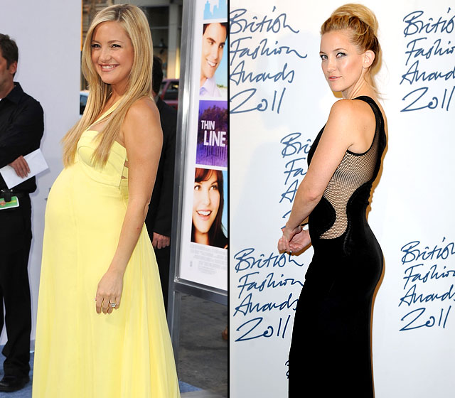 ... : Quick Celebrity Pregnancy Weight Loss Distorting Our Reality