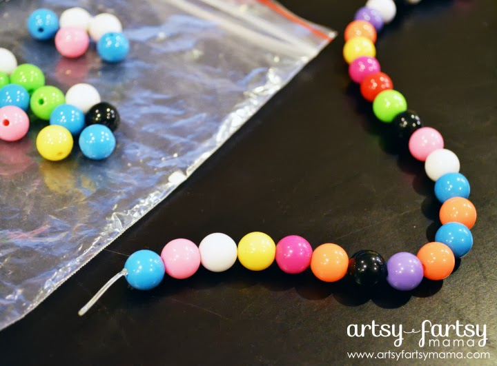 DIY Bubblegum Necklace