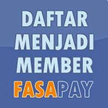 Daftar Menjadi Member FasaPay