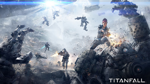 Titanfall Battle Game 7l