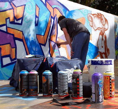 1-Is Graffiti Art 2011