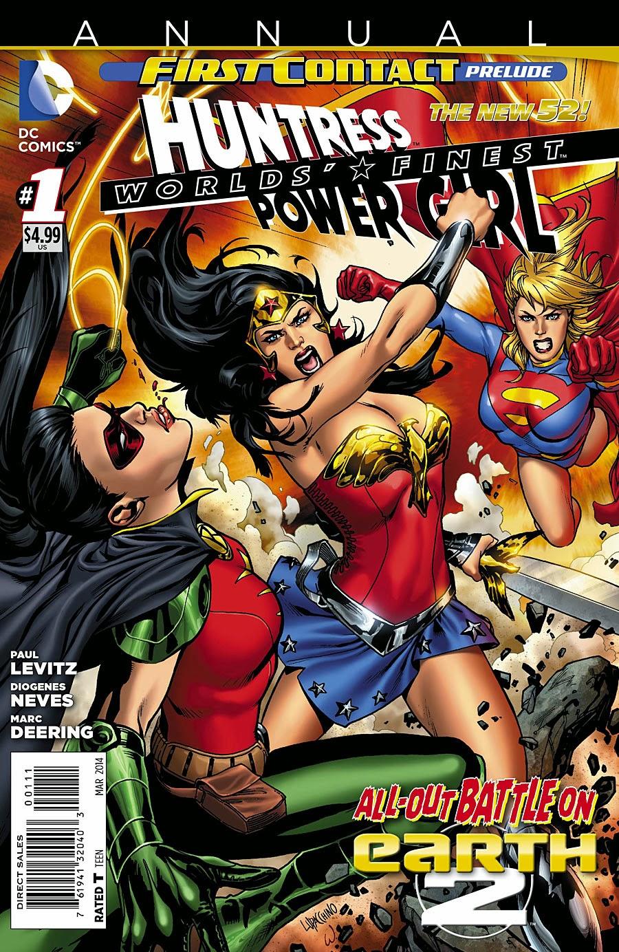 Supergirl annual #1