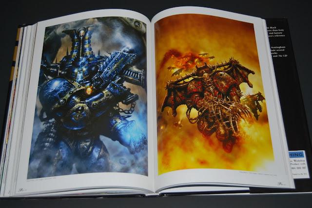 Artbook Review : The Art Of Warhammer 40 000  DSC_0862