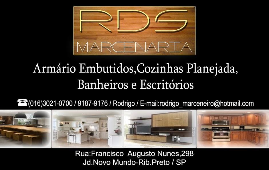 RDS Marcenaria Móveis Planejados