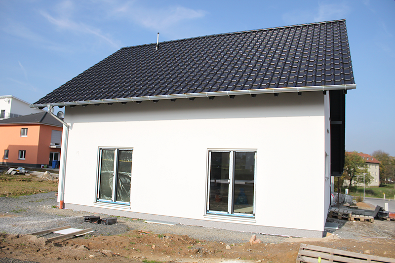 Wir Bauen Ein Haus Oktober 2014