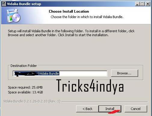 Download Vidalia Bundle