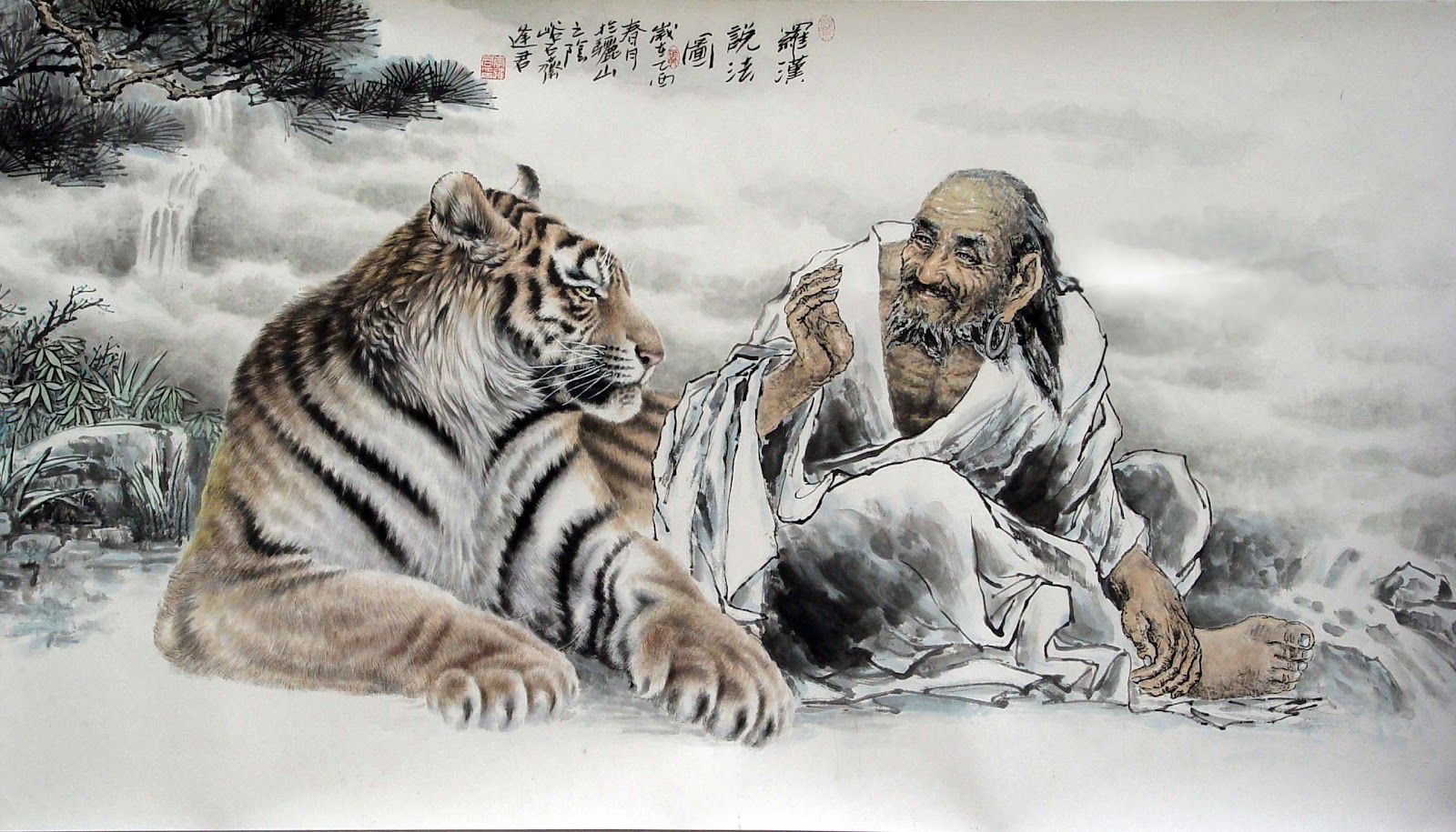 the arrogant tiger a short story Shere khan is a bengal tiger and the main antagonist of  the shere khan character is arrogant and regards himself as the  in this short story,.
