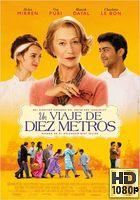 Un Viaje de Diez Metros (2014) BRrip 1080p Latino-Ingles