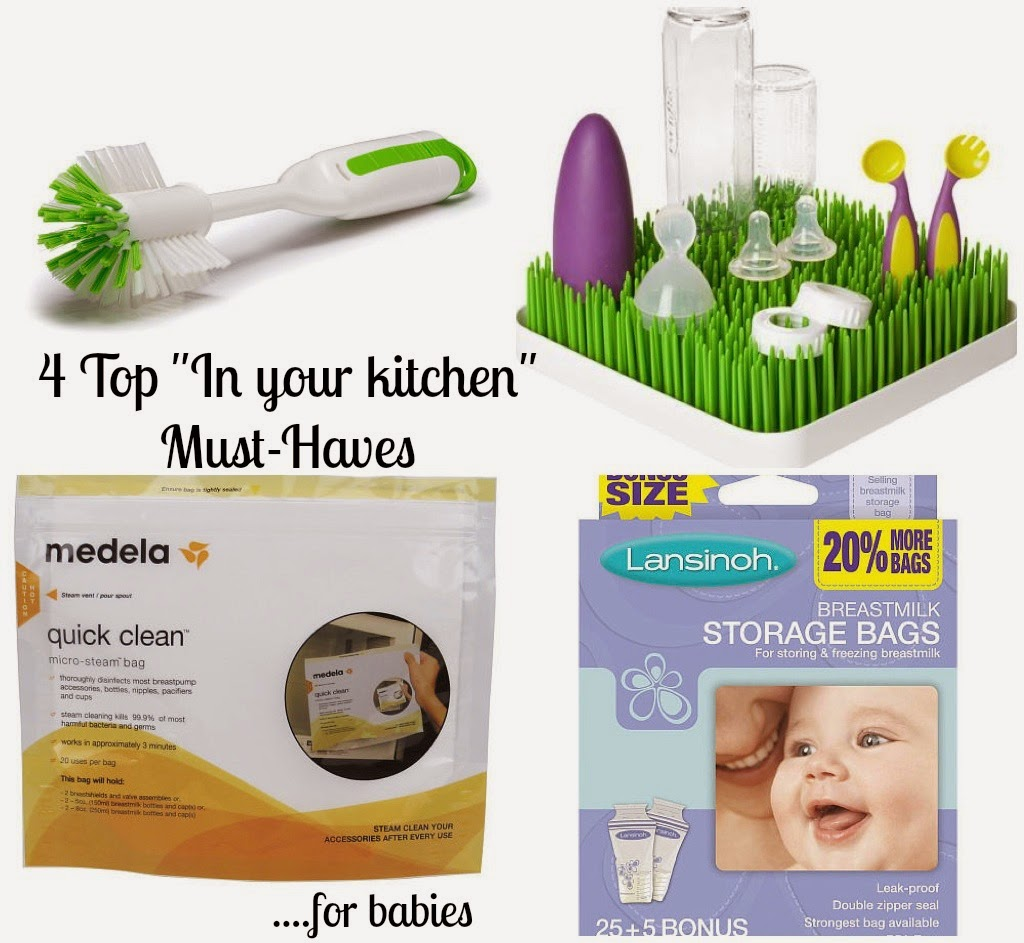CristeenOlley: Baby MUST-HAVE Kitchen Items!