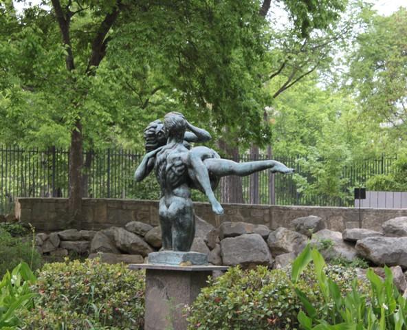 Hill Country Mysteries Umlauf Sculpture Garden Museum
