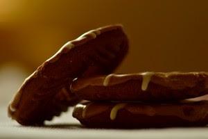 Biscotti di Pasta Frolla al Cioccolato