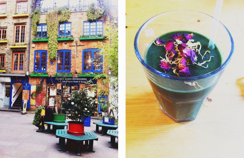Neil's Yard // Incredible Green Smoothie
