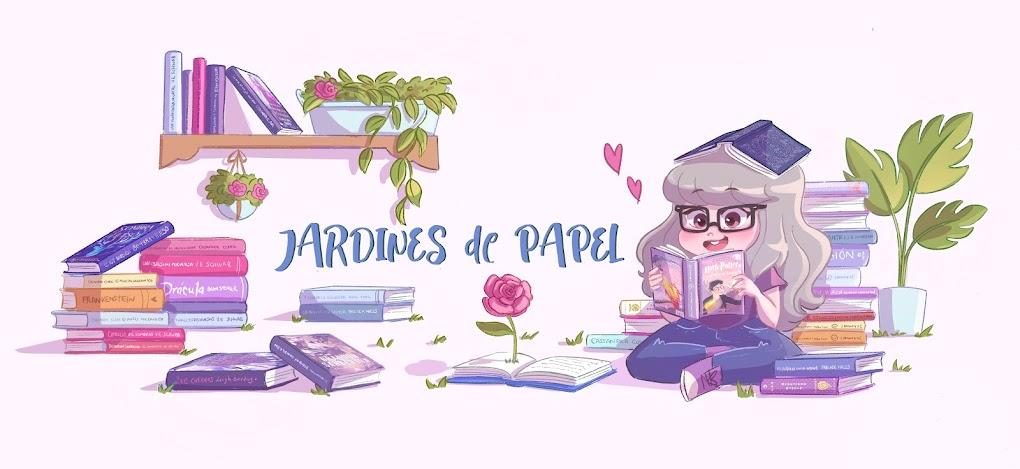 Jardines de papel