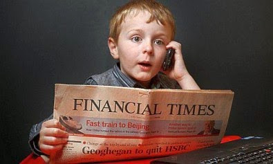 Pengenalan Enterpreneurship pada Anak