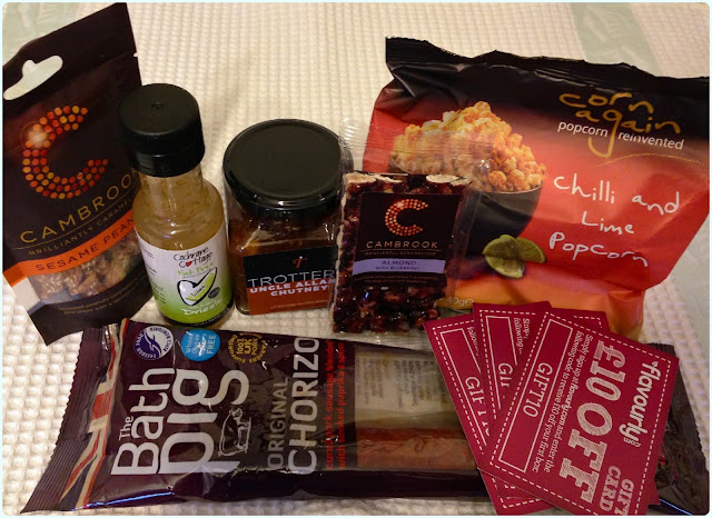 Flavourly - March Box