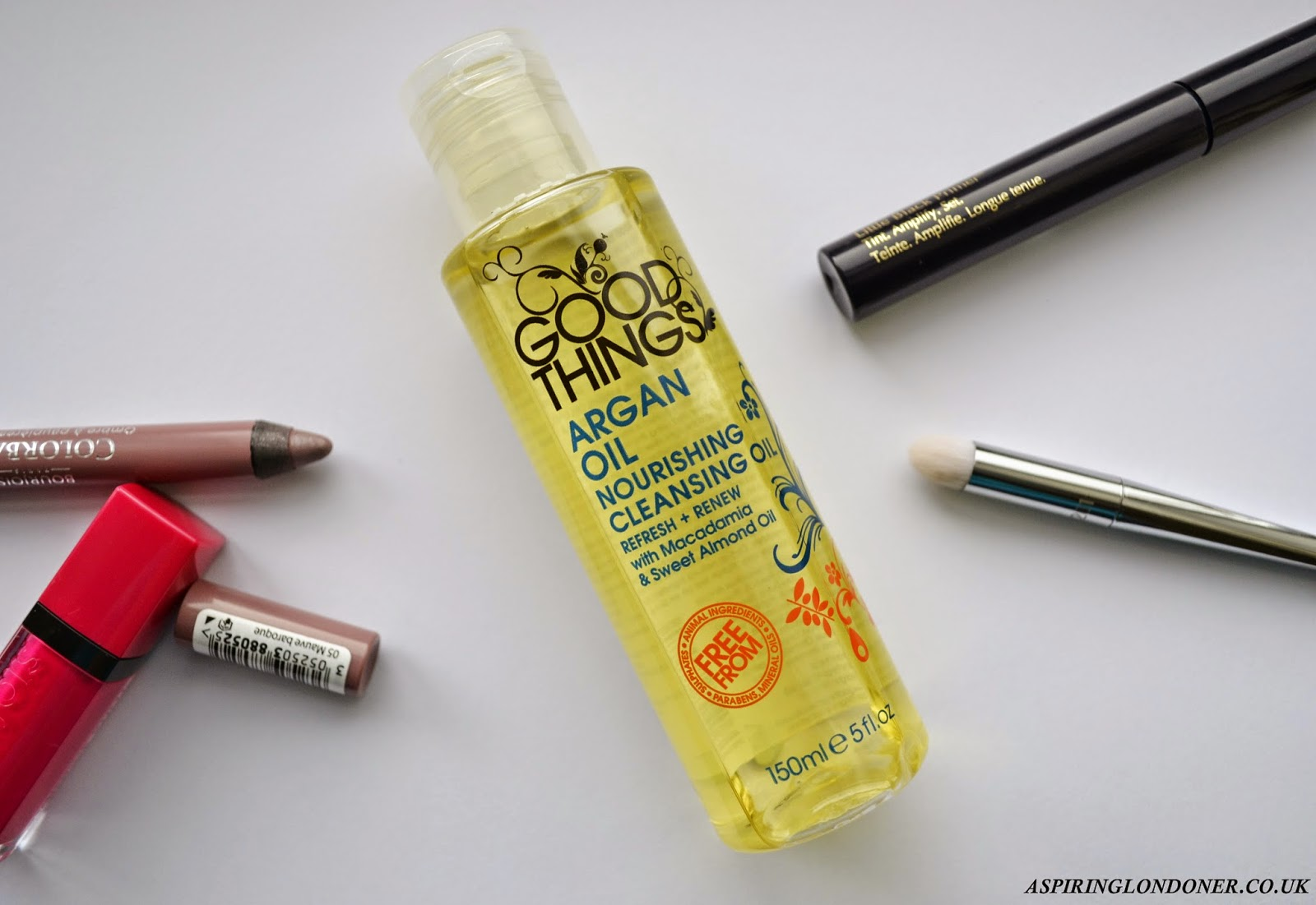 Budget Buy | Good Things Argan Oil Nourishing Cleansing Oil Review - Aspiring Londoner
