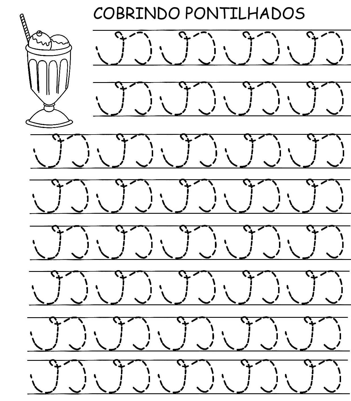 Alfabeto Pontilhado Para Alfabetiza    O Letras T S E Z