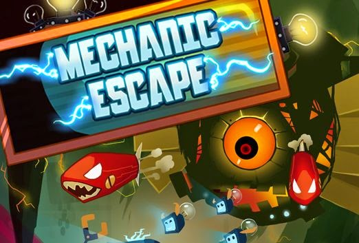 mechanic escape game