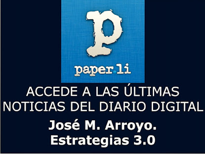 Sigue las últimas noticias de Diario Digital José M. Arroyo Estrategias 2.0