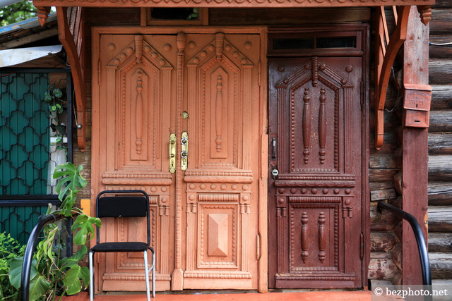 кимры деревянный модерн