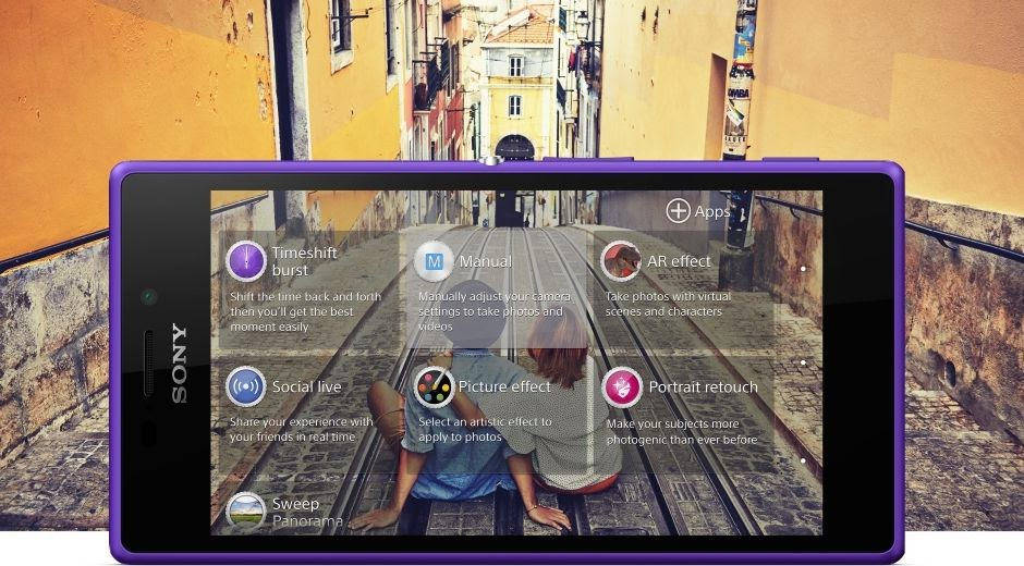 Harga Hp 4G LTE Sony Xperia M2 D2305