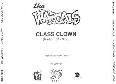 The Wascals – Class Clown (CDS) (1994) (320 kbps)