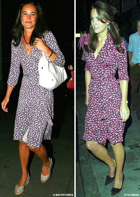 pippa middleton 2011. Pippa Middleton Vs Kate