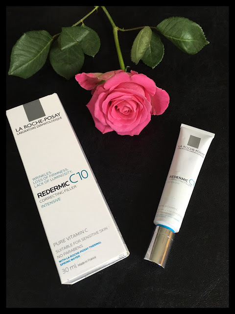 My Midlife Fashion La Roche Posay Redermic C10