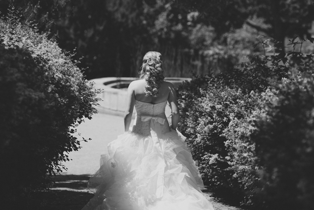 Winnipeg wedding inspiration - Enzoani Gina from Bliss Bridal Boutique.
