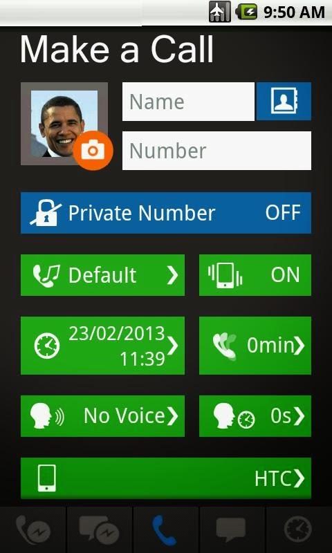 Cara Membuat Panggilan Palsu Android Dengan Fake Call And Sms