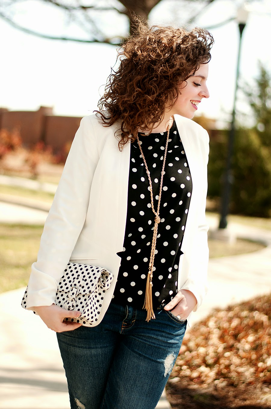 Double Dot Outfit