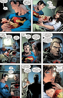 Page 21 of Convergence: Superman #2 from DC Comics