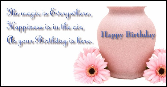 Khushi For Life Simple Happy Birthday Wishes Messages Greetings