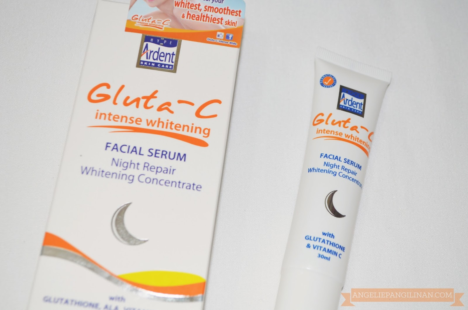 Gluta C Intense Whitening Facial Serum