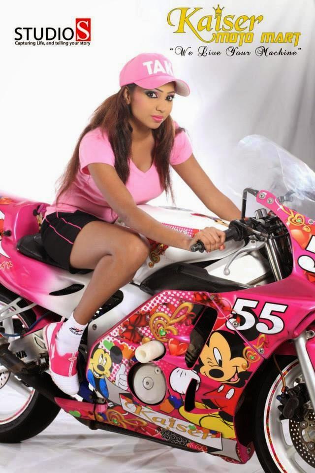 prinky rasee bike