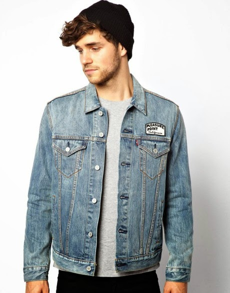 Levis Made And Crafted 3sixteen Denim Chunky Knit Cap