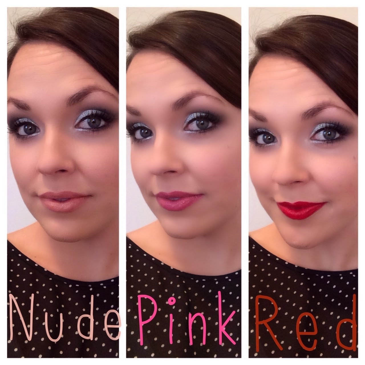 Makeupbyaundi 2013 if a red lip frightens you ive included a couple other options fret not everyone can tailor this look to their individual style and have the best nye baditri Image collections