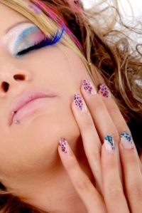 Easy To Decorate Nail Art Designs