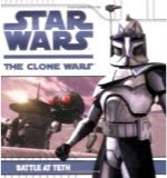 bookcover of STAR WARS Battle at Teth